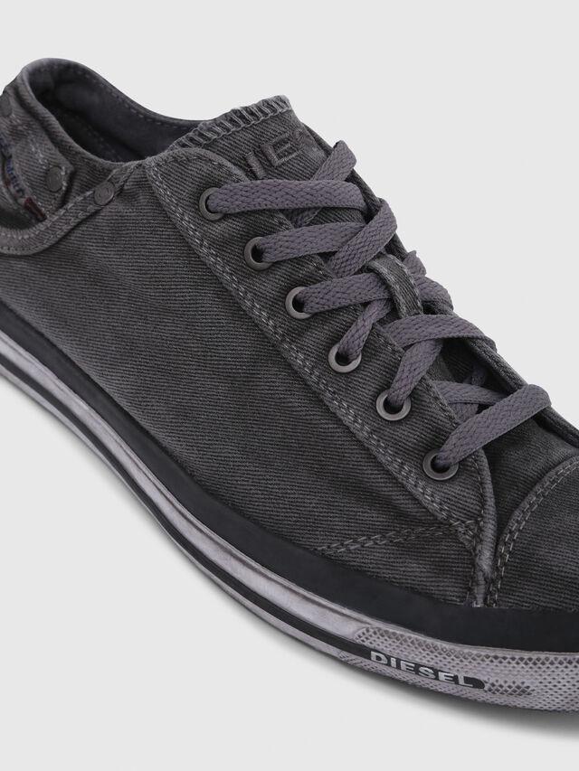 Diesel EXPOSURE LOW I, Silbergrau - Sneakers - Image 5