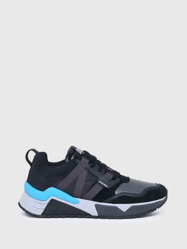 Sneaker aus beschichtetem Ripstop-Nylon