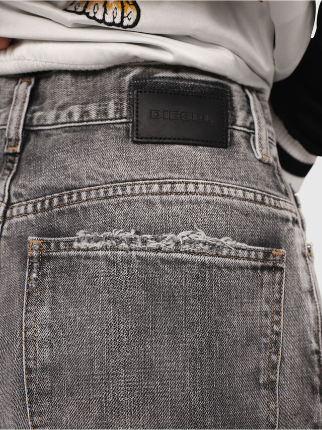 Diesel - Widee 8880X, Hellgrau - Jeans - Image 4