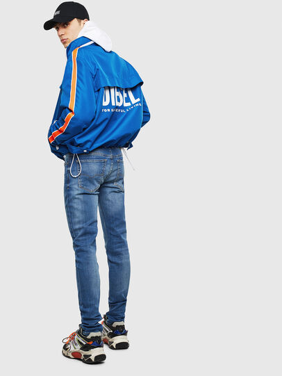 Diesel - Sleenker CN053, Mittelblau - Jeans - Image 5