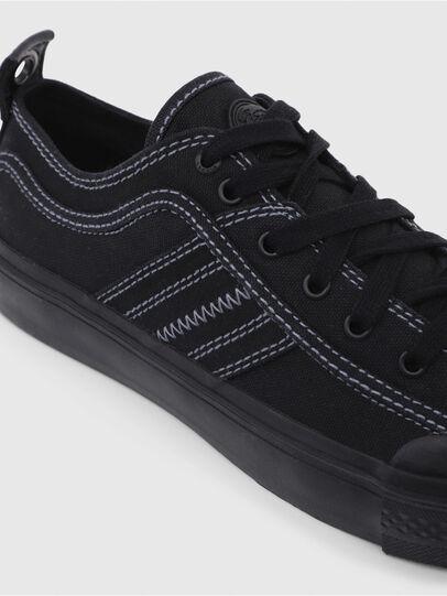 Diesel - S-ASTICO LOW LACE W, Schwarz - Sneakers - Image 4