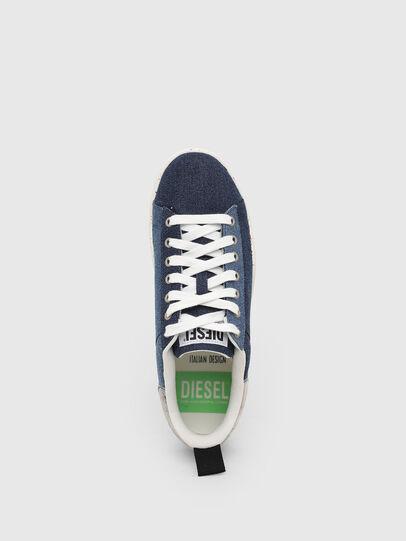 Diesel - S-CLEVER LOW LACE, Blau - Sneakers - Image 5