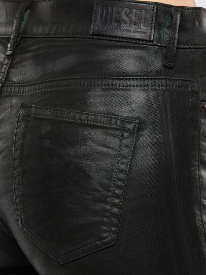 Diesel - D-Ollies JoggJeans® 069QQ, Schwarz/Dunkelgrau - Jeans - Image 6