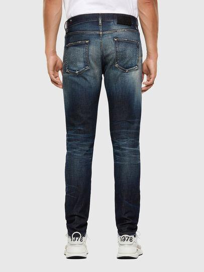 Diesel - D-Strukt 0092I, Dunkelblau - Jeans - Image 2