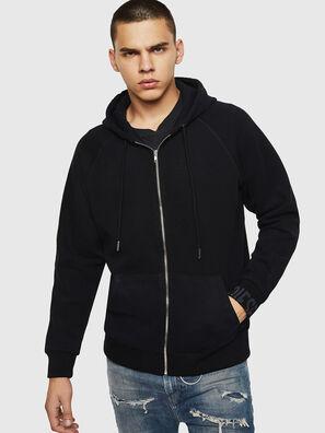 S-ERGEY, Schwarz - Sweatshirts
