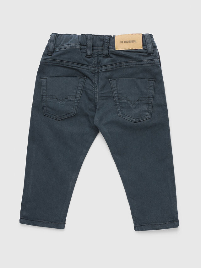 Diesel - KROOLEY-JOGGJEANS-B-N, Marineblau - Jeans - Image 2