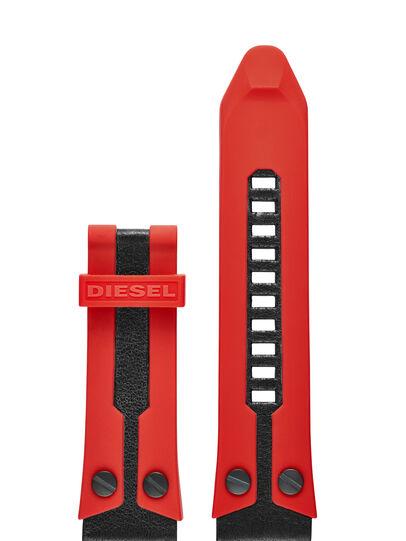 Diesel - DZT0007, Rot - Smartwatches Accessoires - Image 1