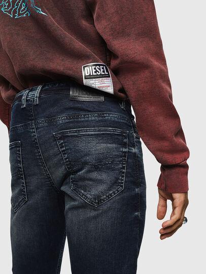 Diesel - Thommer JoggJeans 069GD, Dunkelblau - Jeans - Image 5