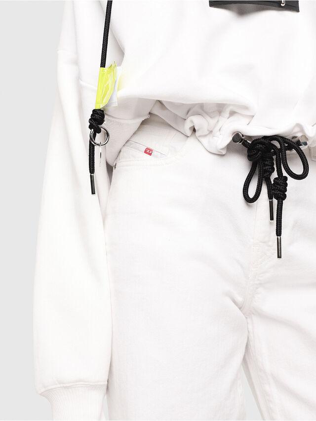 Diesel - Widee 069EA, Weiß - Jeans - Image 3