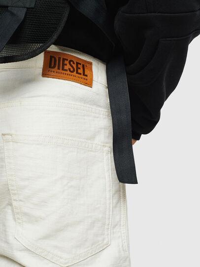 Diesel - D-Eetar 0078Z, Weiß - Jeans - Image 5