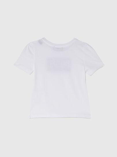 Diesel - TRIDGEB-R, Weiß - T-Shirts und Tops - Image 2