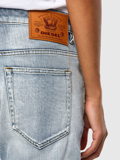 Diesel - Fayza 009TP, Mittelblau - Jeans - Image 4