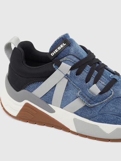 Diesel - S-BRENTHA WL, Jeansblau - Sneakers - Image 4