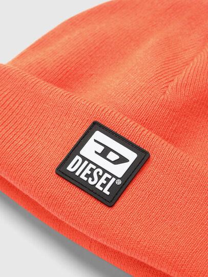 Diesel - K-XAU, Orange - Mützen - Image 3