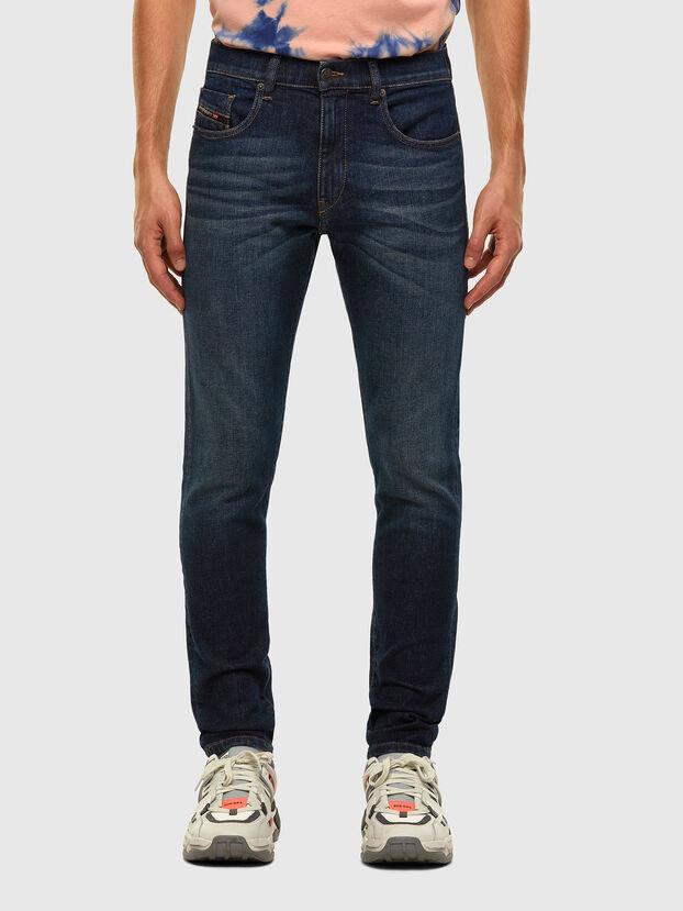 D-Strukt 009HN, Dunkelblau - Jeans