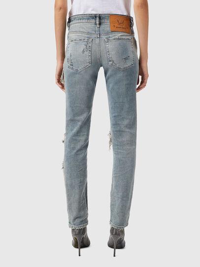 Diesel - D-Lyla 09B40, Hellblau - Jeans - Image 2