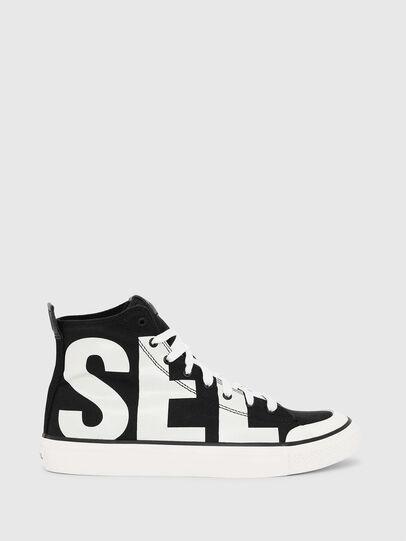 Diesel - S-ASTICO MC, Schwarz/Weiß - Sneakers - Image 1