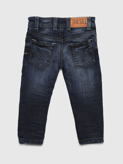 Diesel - SLEENKER-B-N, Mittelblau - Jeans - Image 2