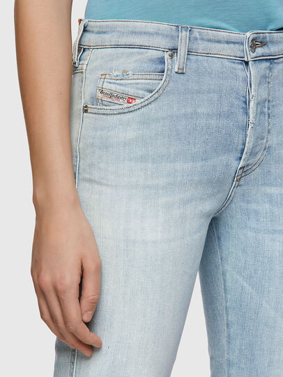 Diesel - Babhila 009ZZ, Hellblau - Jeans - Image 4