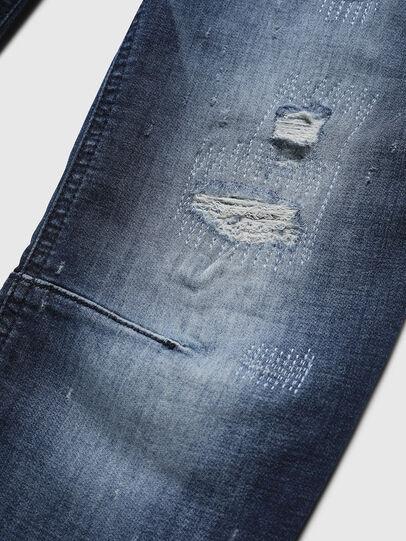 Diesel - FAYZA-J JOGGJEANS-N, Mittelblau - Jeans - Image 3