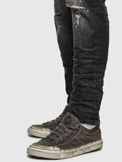 Diesel - S-ASTICO LOW LACE, Dunkelgrau - Sneakers - Image 5