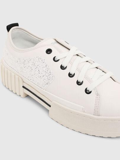 Diesel - S-MERLEY LOW, Weiß - Sneakers - Image 4