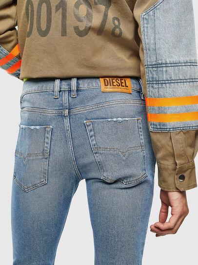Diesel - Tepphar 0096Y, Hellblau - Jeans - Image 4