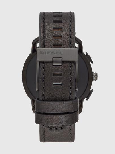 Diesel - DT2016, Schwarz/Gold - Smartwatches - Image 2