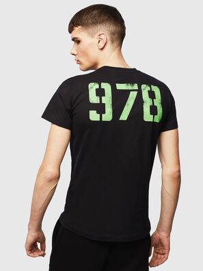 T-DIEGO-S2, Schwarz - T-Shirts