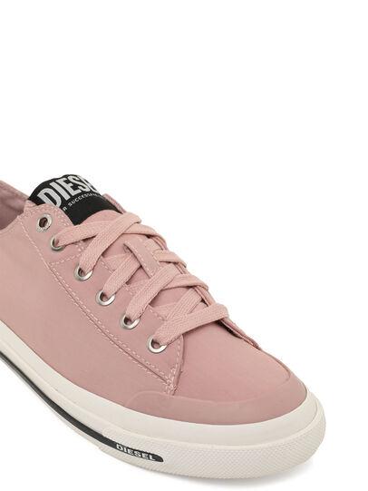 Diesel - S-ASTICO LOW CUT W, Rosa - Sneakers - Image 4