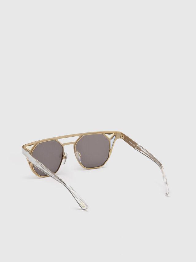 Diesel - DL0249, Weiß - Sonnenbrille - Image 2