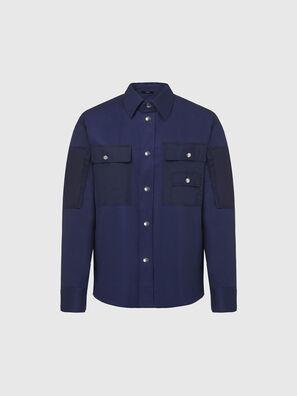 S-AUSTIN, Blau - Hemden