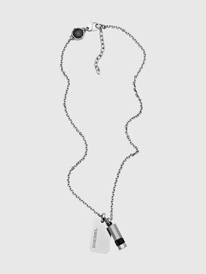 DX1156, Silber - Halsketten