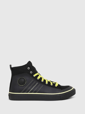 S-ASTICO MC H, Schwarz/Gelb - Sneakers