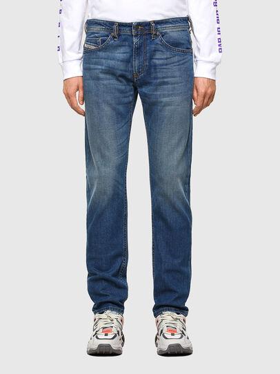 Diesel - Thommer 009EI, Mittelblau - Jeans - Image 1