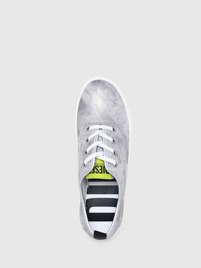 Diesel - S-VANEELA LC, Silber - Sneakers - Image 6