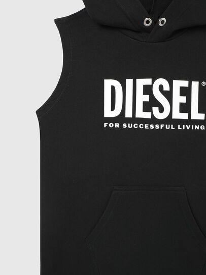 Diesel - DILSET SM, Schwarz - Kleider - Image 3