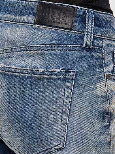 Diesel - Slandy 009JJ, Mittelblau - Jeans - Image 5