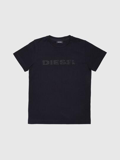 Diesel - TJFLAVIAY, Schwarz - T-Shirts und Tops - Image 1