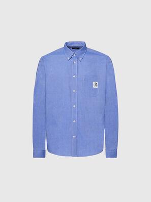 S-JAMES, Hellblau - Hemden