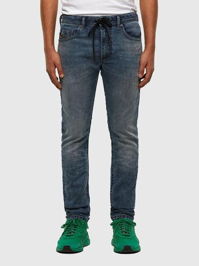 Diesel - Thommer JoggJeans® 069NZ, Mittelblau - Jeans - Image 1