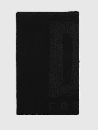 Diesel - SDIELY, Schwarz - Schals - Image 2