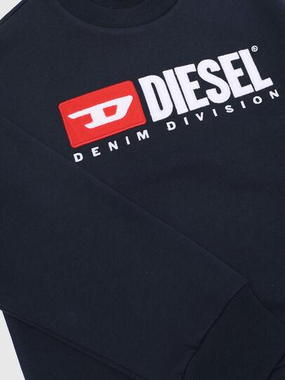 Diesel - SCREWDIVISION OVER, Marineblau - Sweatshirts - Image 3