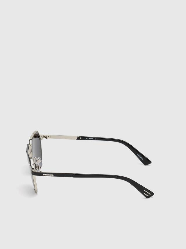 Diesel - DL0260, Schwarz - Sonnenbrille - Image 3