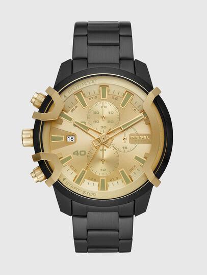 Diesel - DZ4525, Schwarz/Gold - Uhren - Image 1