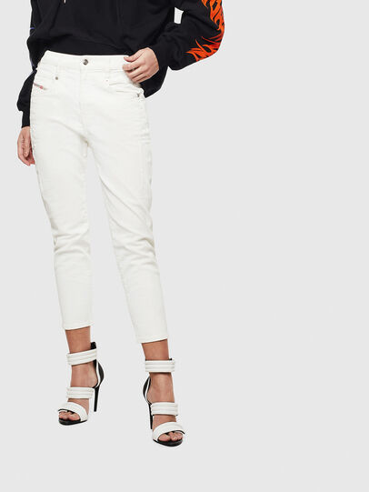 Diesel - Fayza 009AY, Weiß - Jeans - Image 1