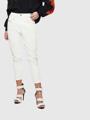 Fayza 009AY, Weiß - Jeans