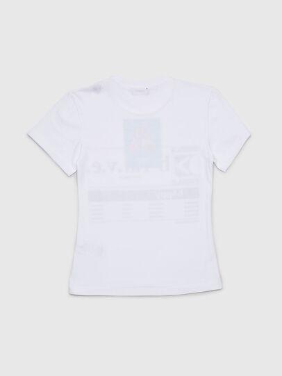 Diesel - TGODIE, Weiß - T-Shirts und Tops - Image 2
