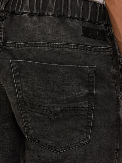 Diesel - KROOLEY JoggJeans® 009FZ, Schwarz/Dunkelgrau - Jeans - Image 4