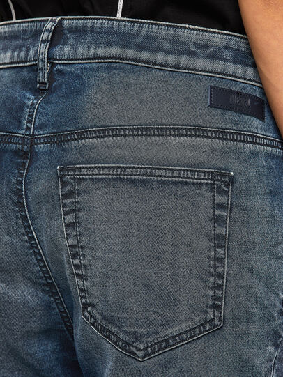 Diesel - FAYZA JoggJeans® 069PD, Dunkelblau - Jeans - Image 4